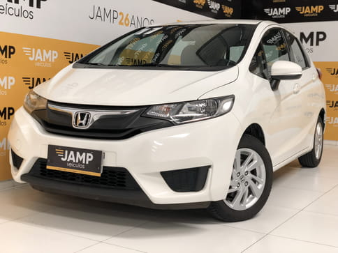 HONDA NEW FIT DX 1.5 AT 4P