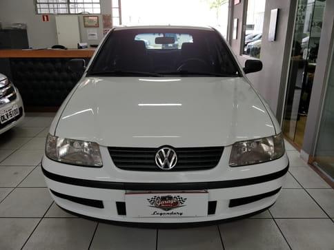 2000 volkswagen gol 1.6 4p