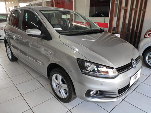 VOLKSWAGEN FOX 1.6 HIGHLINE GII