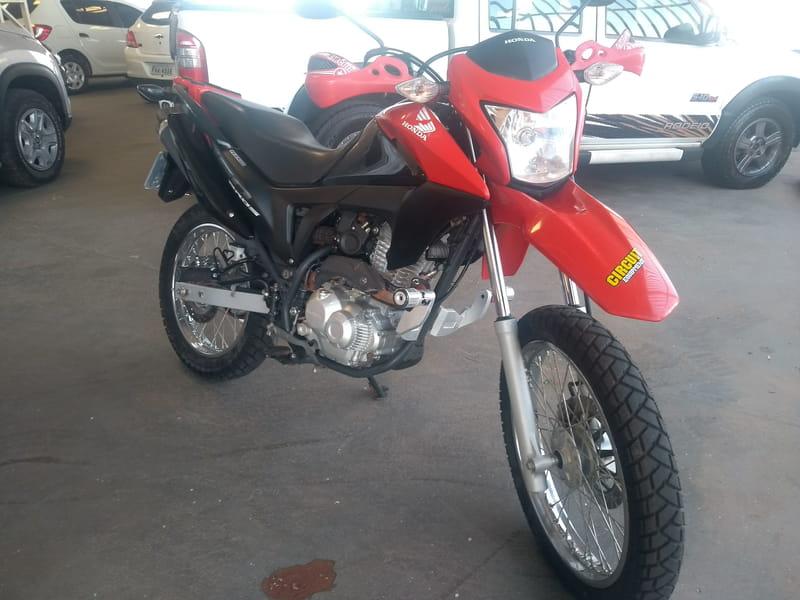 HONDA NXR 160 BROS ESDD FLEXONE