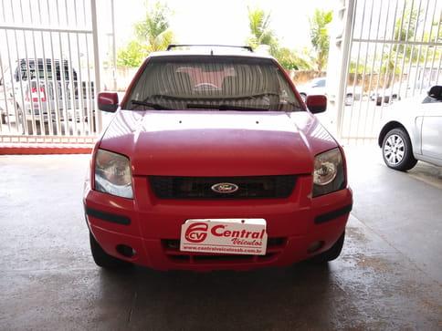 2004 ford ecosport xls 1.6 8v 4p