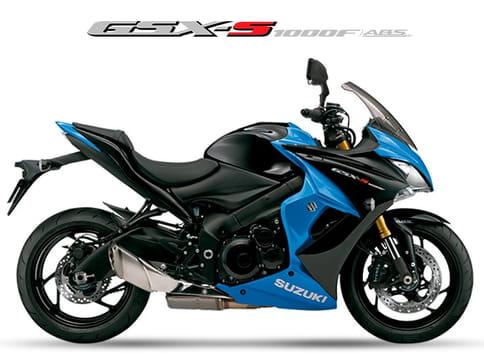 SUZUKI GSX-S 1000 F