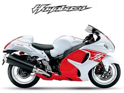 SUZUKI HAYABUSA GSX 1300-R
