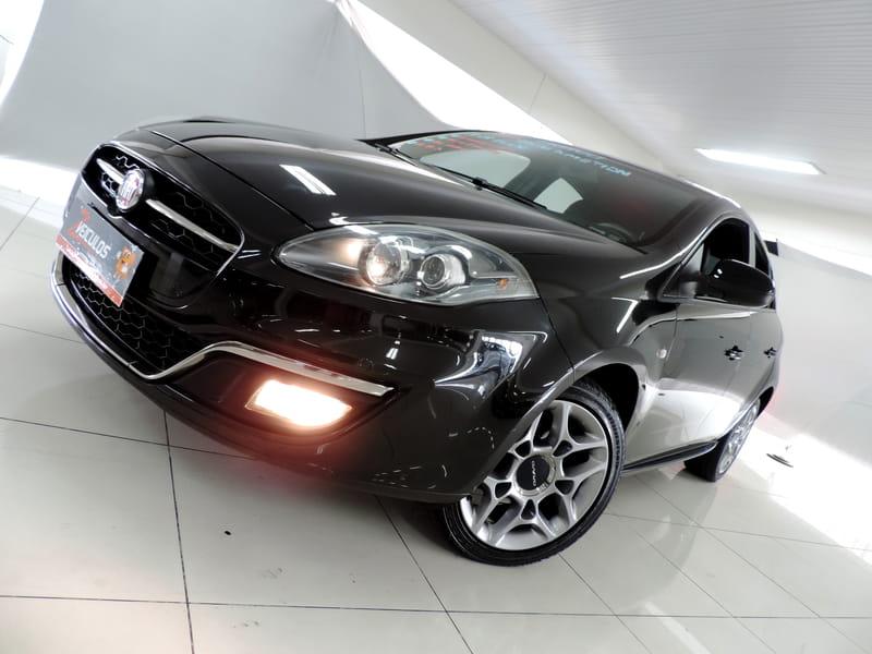 FIAT BRAVO BLACKMOTION 1.8 16V FLEX AUT.