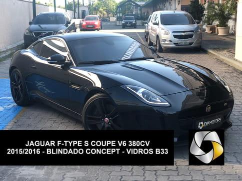 2016 jaguar f-type 3.0 superchaged cupe s