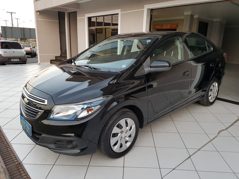 CHEVROLET PRISMA1.4 LT 8V FLEX MANUAL