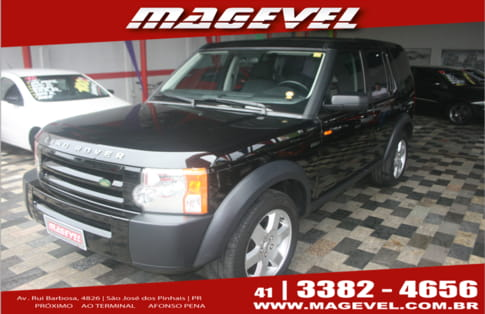 LAND ROVER DISCOVERY-3 4X4 S 4.0 V-6(Aut.) 4P