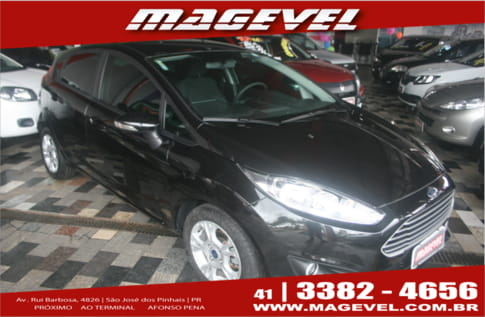 FORD FIESTA 1.6 SE POWER SHIFT