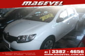 RENAULT SANDERO AUTHENTIC 1.0 8V FLEX 4P