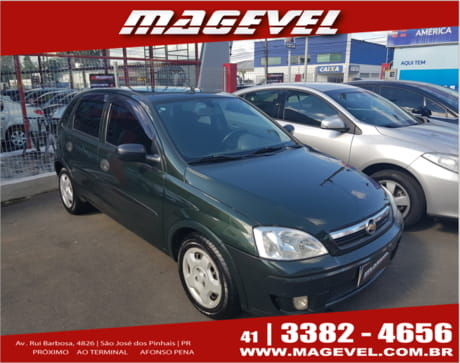 2011 chevrolet corsa hatch maxx 1.4 8v 4p