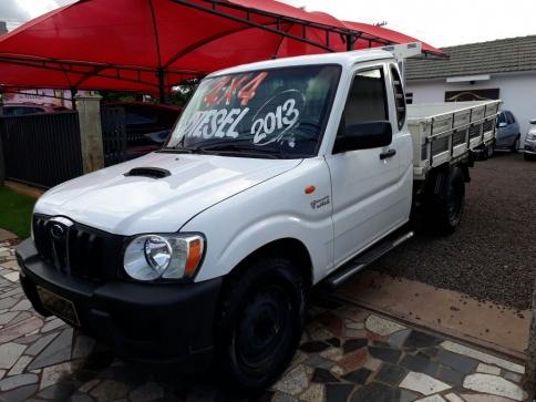 2013 mahindra mhawk pick-up cs 4x4 2.2