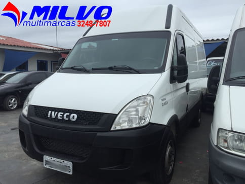 2013 IVECO DAILY CHASSI 35S14 2P (DIESEL)