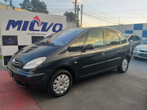 2006 citroen xsara picasso exclusive 2.0 16v 4p