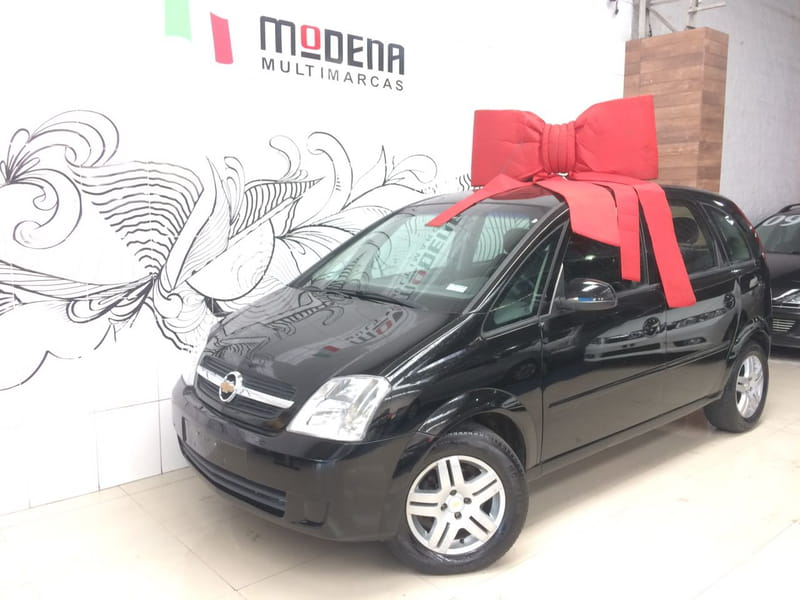 CHEVROLET MERIVA FLEXPOWER 1.8 8v 4p