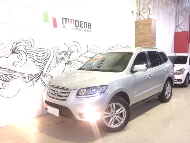 HYUNDAI SANTA FE (N. SERIE) GLS 4WD-AUT 3.5 V6 GAS IMP 4P
