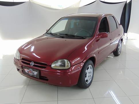 1996 chevrolet corsa gl1.6 4p