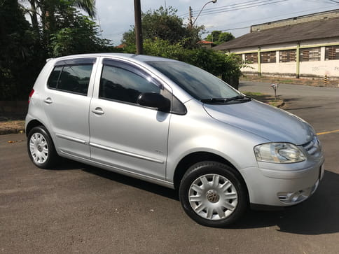 2006 volkswagen fox 1.6 mi 8v total flex 4p