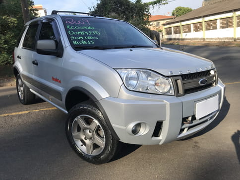 2009 ford ecosport xlt freestyle 1.6 8v 4p