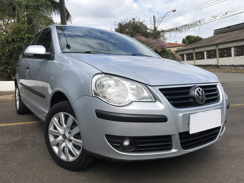 2010 volkswagen polo 1.6 mi 8v total flex
