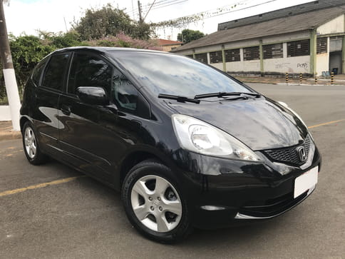2009 honda fit lx 1.4 flex 5p mec