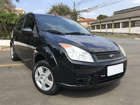 2008 ford fiesta sedan flex trend 4p