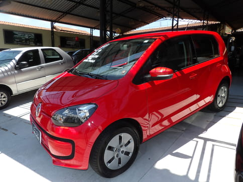 2016 VOLKSWAGEN Up Move Ma 1.0