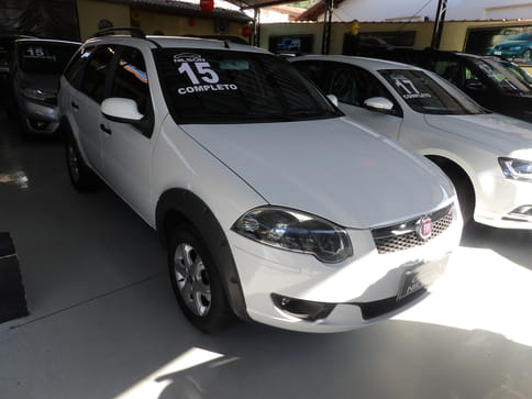 2015 FIAT PALIO WEEKEND TREKKING 1.6 FLEX 16V