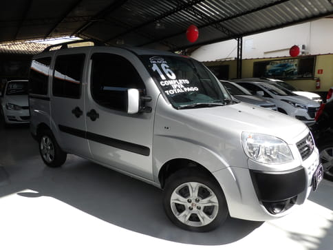 2016 FIAT DOBLO ESSENCE 1.8 FLEX 16V