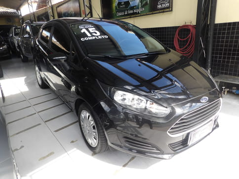 2015 FORD FIESTA 1.5 S HATCH 16V FLEX 4P MANUAL