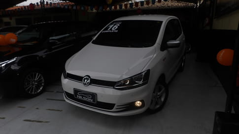 2016 VOLKSWAGEN FOX ROCK IN RIO 1.6MI 8V