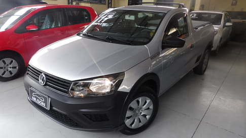 2017 VOLKSWAGEN SAVEIRO 1.6 MSI ROBUST CS 8V FLEX 2P MANUAL