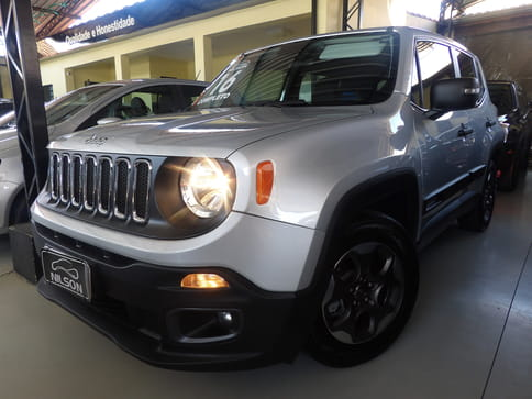 2016 jeep  renegade sport 1.8 flex aut