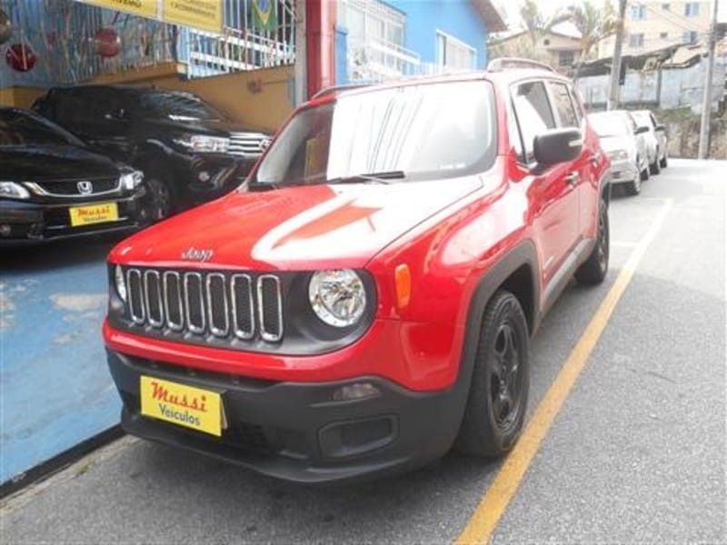 JEEP RENEGADE1.8 4x2 16V