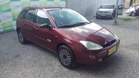2003 ford focus 1.8l ha