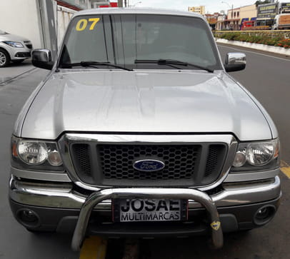 2007 FORD RANGER LIMITED 3.0 4X4 TB ELETRONIC