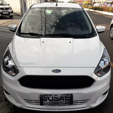 2017 ford ka + 1.0 se 12v flex 4p manual