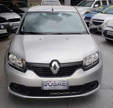 2018 renault sandero 1.0 12v sce flex authentique manual
