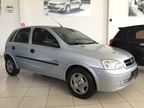 2006 chevrolet corsa hatch maxx 1.0 8v 4p