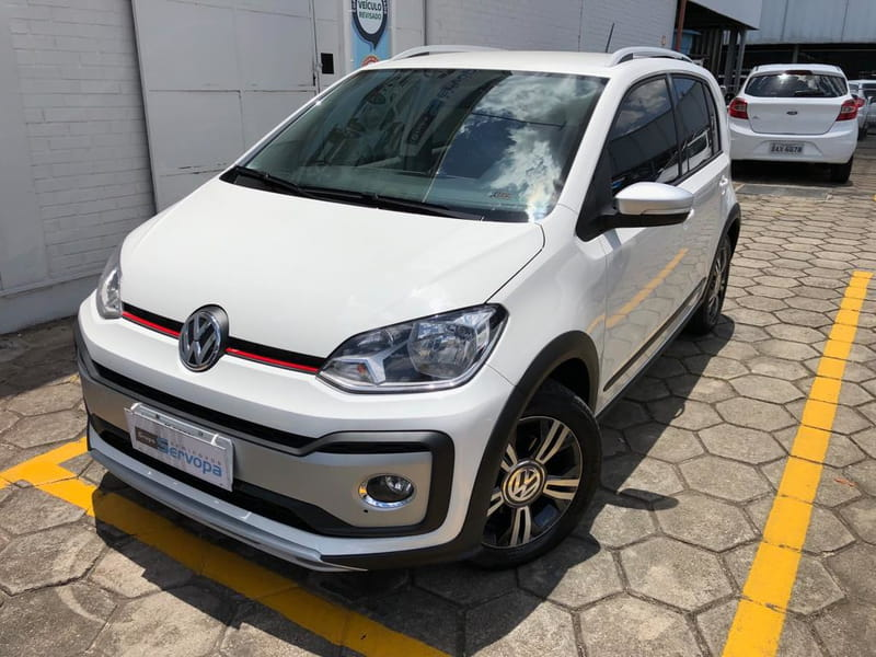 VOLKSWAGEN UP! CROSS 1.0 TSI TOTAL FLEX MEC. 4P