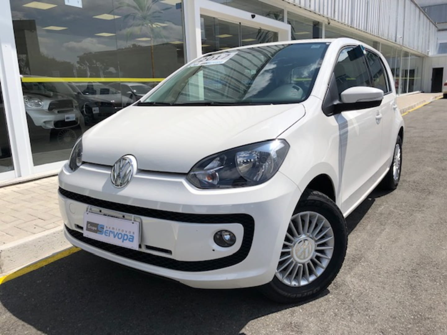 VOLKSWAGEN UP TSI 1.0 TURBO