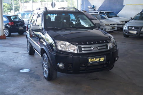2011 FORD ECOSPORT FREESTYLE 1.6