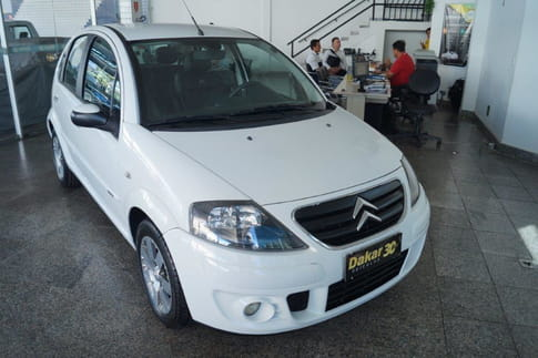2012 citroen c3 exclusive 1.6 16v  aut