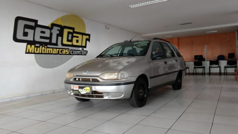 2000 FIAT PALIO WEEKEND 6-MARCHAS 1.0mpi 4P