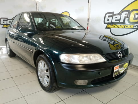 1998 chevrolet vectra cd 2.2 mpfi 16v 4p