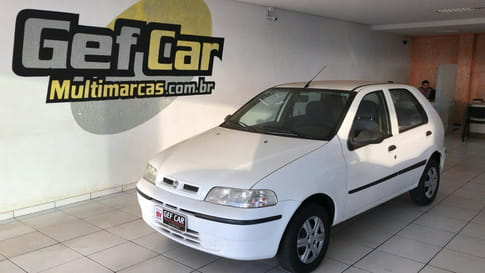 2002 FIAT PALIO EX 1.0mpi  Fire 4P