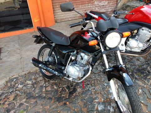 2008 HONDA CG 150 TITAN-KS
