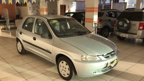 2006 chevrolet celta hatch spirit 1.0 vhc 8v 4p