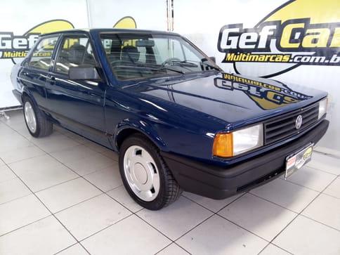 1989 volkswagen voyage cl 1.6 2p