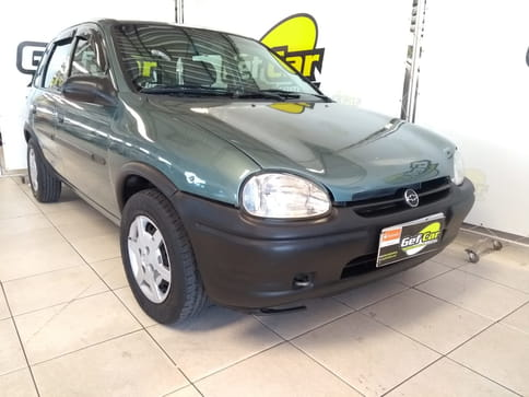 1999 chevrolet corsa hatch wind 1.0 mpfi 4p