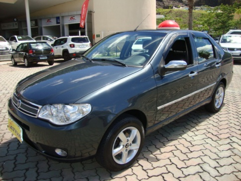 2006 FIAT SIENA ELX